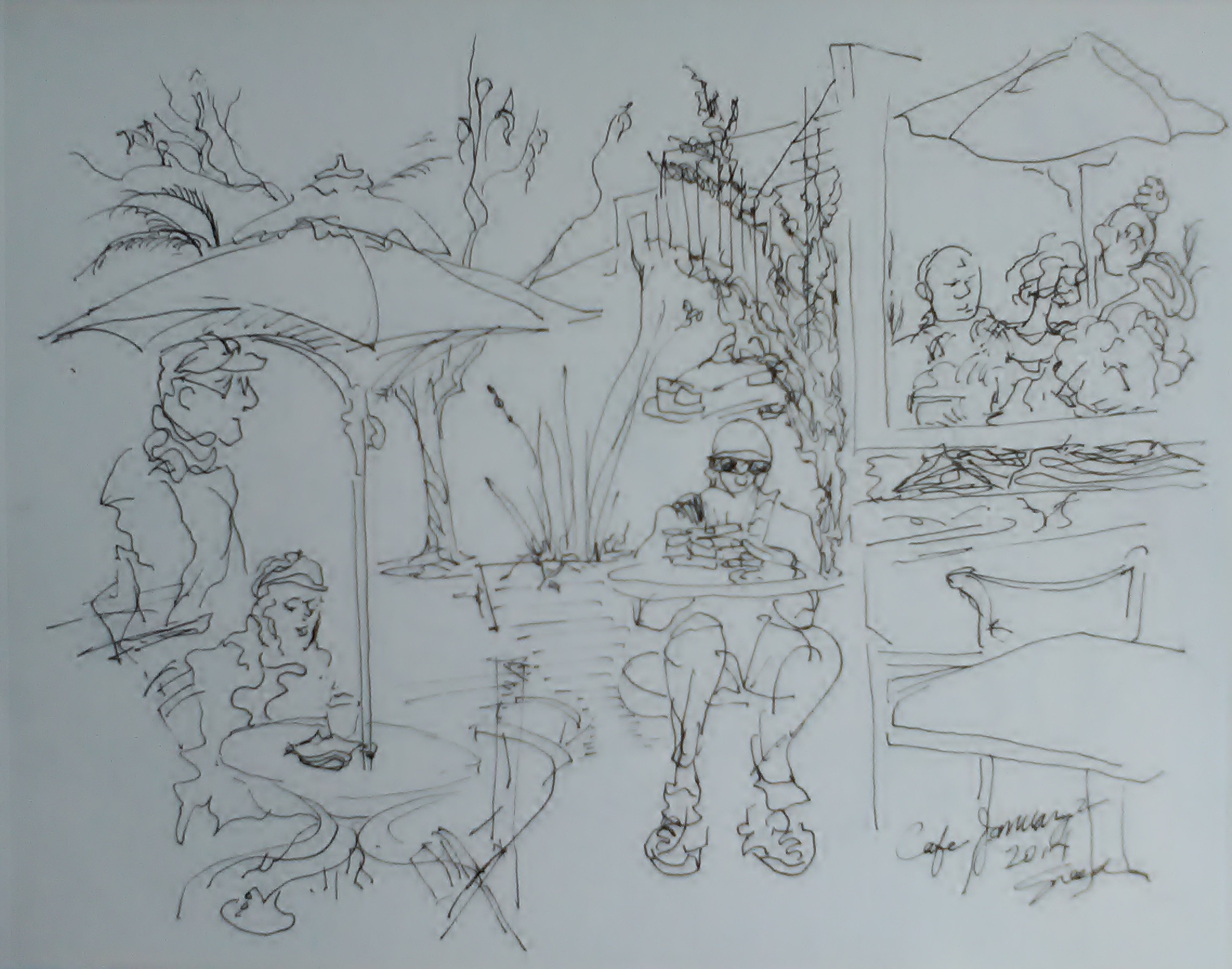 Cafe on 24th Street_2014
