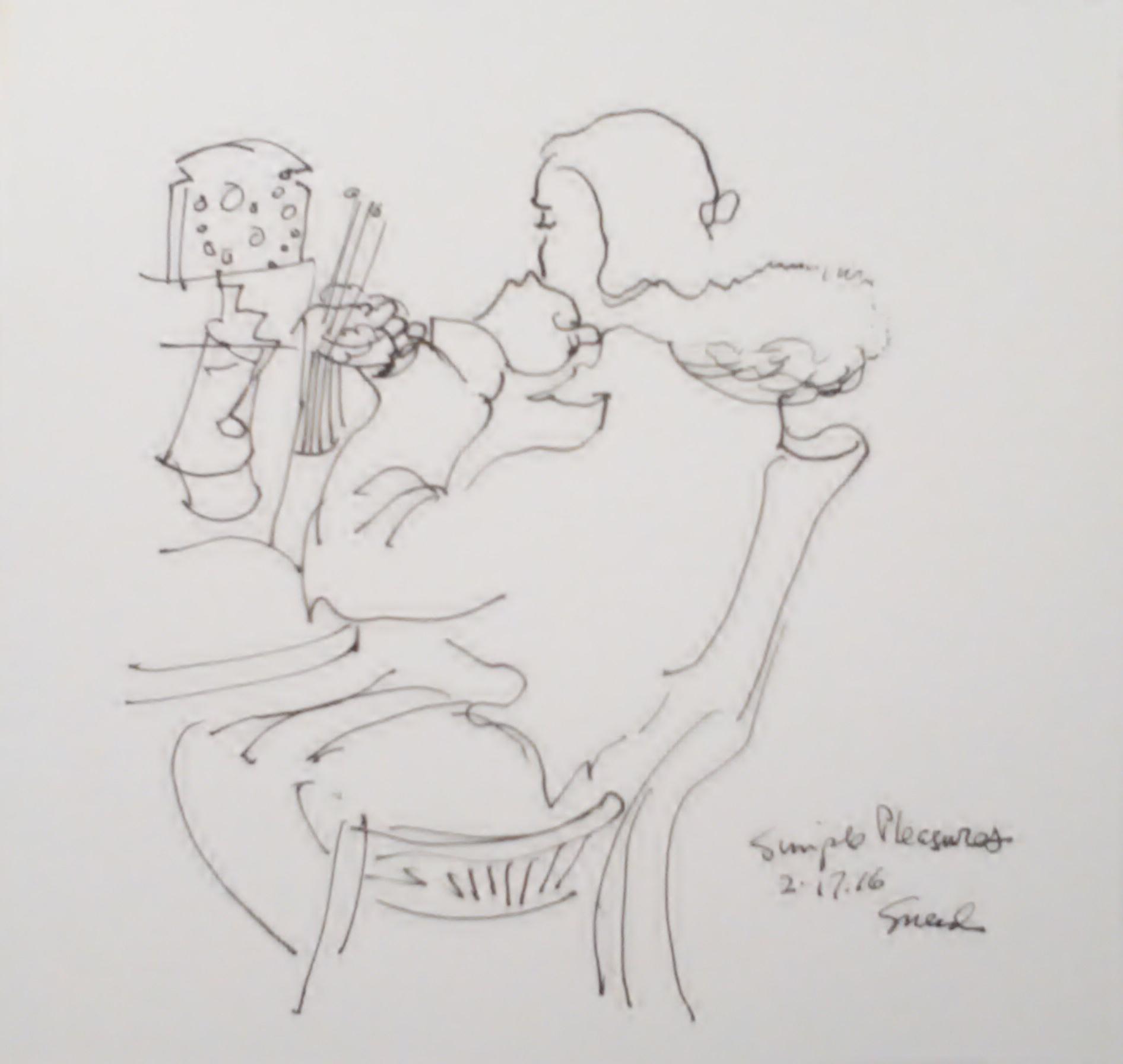 Cafe Simple Pleasures