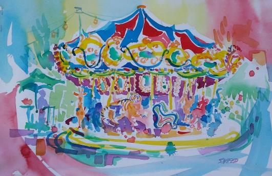 Carousel Oakland Zoo_13 in x 20 in_20190502.jpg