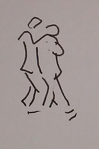 Couple Walking_20190216