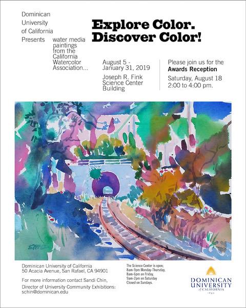 Dominican Explore Color invitation