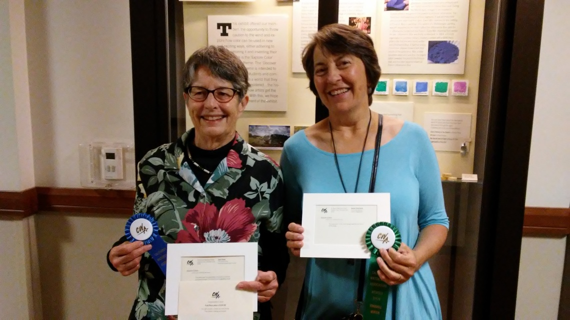 Jane Sneed and Sharon Hind-Smith_20180818