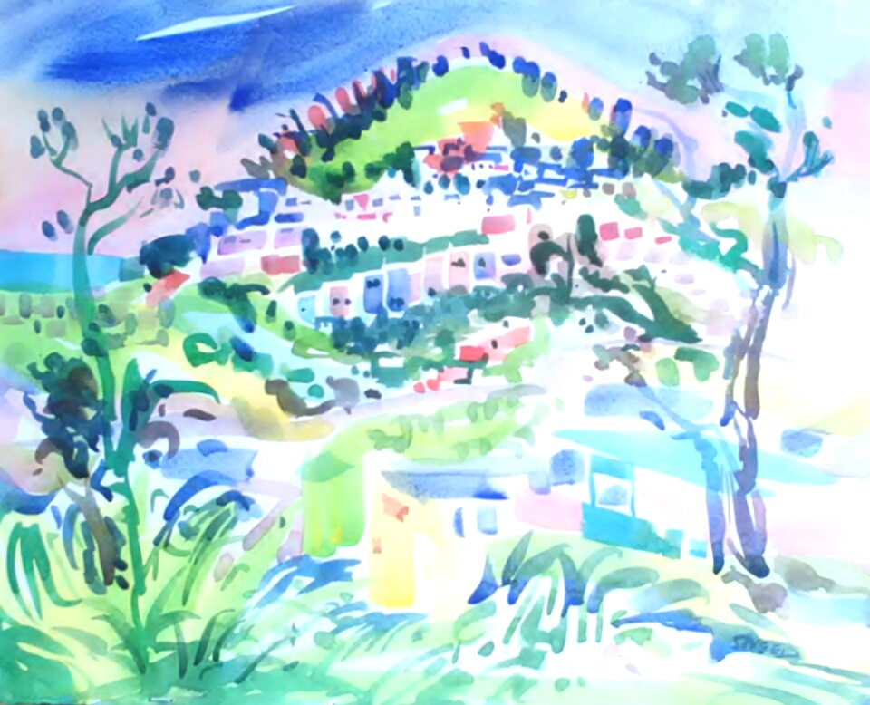 Mount Davidson View_14.5 x 18.5_20161025.jpg