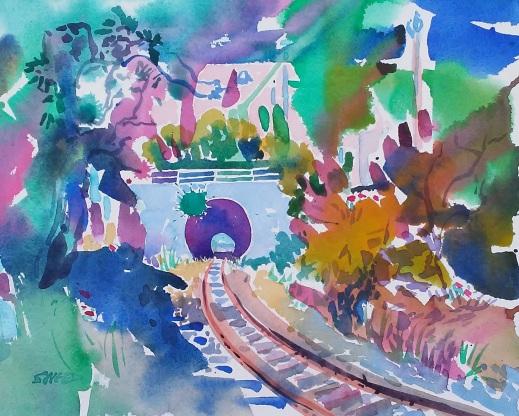 Point Richmond Train Tunnel_13 in x 16 in_20180507.jpg